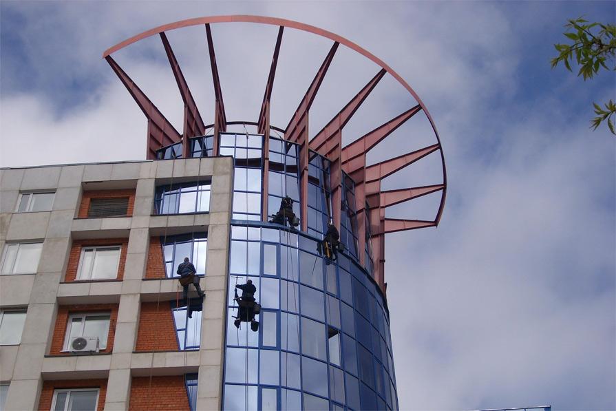 Промышленный альпинизм трудоустройство москва