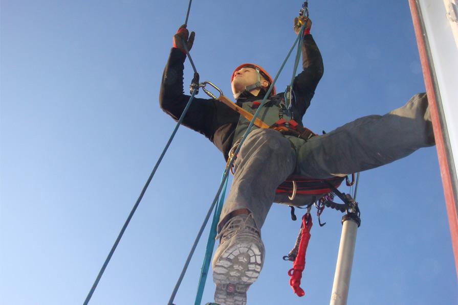 Сайты для промышленных альпинистов в москве